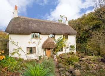 Thumbnail 3 bedroom cottage for sale in Coombe Lane, Teignmouth