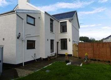 Thumbnail 3 bed semi-detached house for sale in Bryncethin, Bridgend