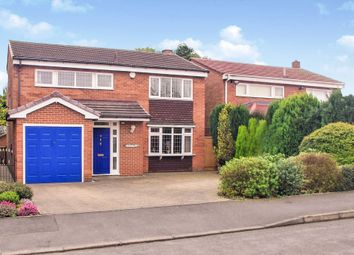 Thumbnail 4 bed detached house for sale in Grange Close, Nuneaton