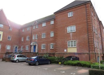 Thumbnail 1 bed flat for sale in Peel Close, Verwood