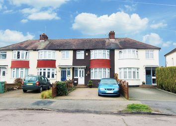 Thumbnail 3 bed terraced house for sale in Egham Crescent, Sutton