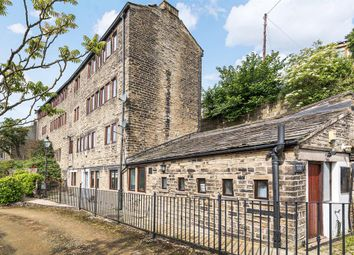 Thumbnail 2 bed end terrace house for sale in Upper Wellhouse Road, Golcar, Huddersfield