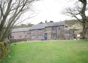 Thumbnail 9 bed farmhouse for sale in Quarnford, Buxton