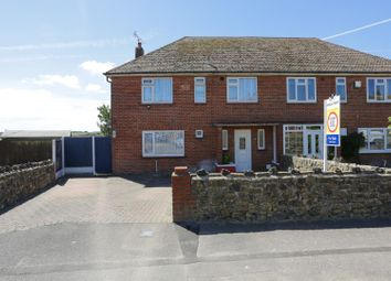 Thumbnail 4 bed semi-detached house for sale in Kingston Avenue, Margate
