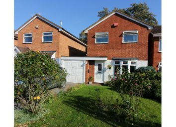 Thumbnail 3 bed link-detached house for sale in Forge Leys, Wolverhampton