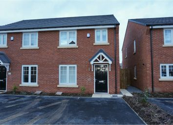 Thumbnail 3 bed semi-detached house for sale in Picton Close, Yarm