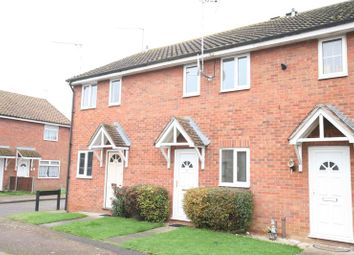 Thumbnail 2 bedroom terraced house to rent in Eckersley Drive, Fakenham