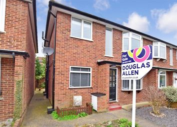 Thumbnail 2 bed flat for sale in Algers Mead, Loughton, Essex