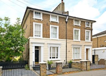 Thumbnail 5 bedroom semi-detached house for sale in Marischal Road, London