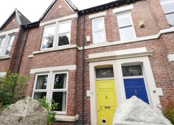 Thumbnail 3 bed terraced house for sale in Heaton Grove, Heaton, Newcastle Upon Tyne
