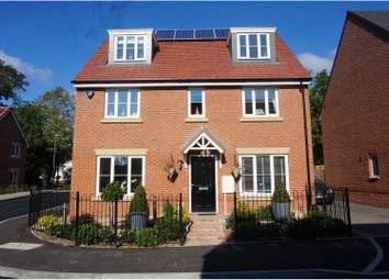 Thumbnail 5 bedroom detached house for sale in Prospect Road, Southampton