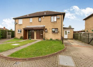 Thumbnail 3 bed semi-detached house for sale in Wood Farm Road, Headington, Oxford
