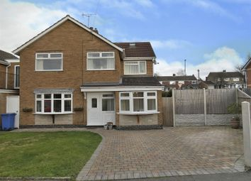 4 bed detached house for sale in Mill Close, Borrowash, Derby DE72