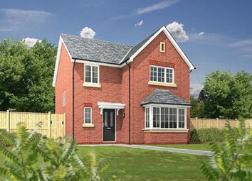 Thumbnail 4 bed detached house for sale in The Paddocks, Sandy Lane, Higher Bartle, Preston