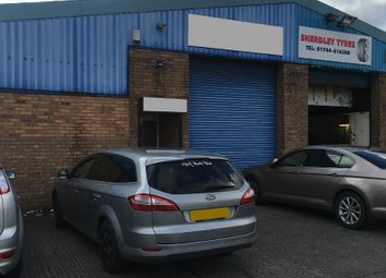 Thumbnail Light industrial to let in Unit 6, Ormande Street, St. Helens, Merseyside