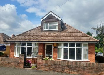 Thumbnail 5 bed detached bungalow for sale in Underwood, Caerphilly