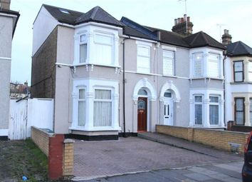 Thumbnail 4 bed end terrace house for sale in St Albans Road, Seven Kings, Essex