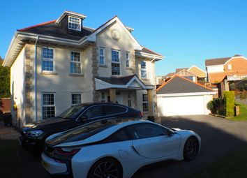 Thumbnail 4 bed detached house to rent in Nant Y Glyn, Neath