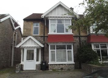 Thumbnail 2 bed flat to rent in Stafford Road, Weston-Super-Mare