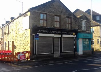 Thumbnail Retail premises for sale in Newchurch Road, Bacup