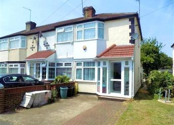 Thumbnail 2 bed semi-detached house for sale in Fairholme Crescent, Hayes