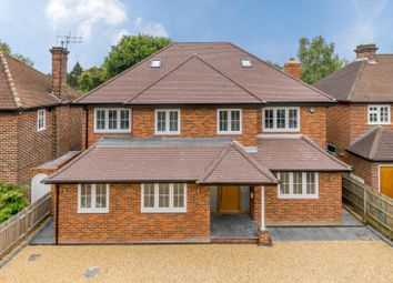 Thumbnail 5 bedroom detached house for sale in Charmouth Road, St. Albans, Hertfordshire