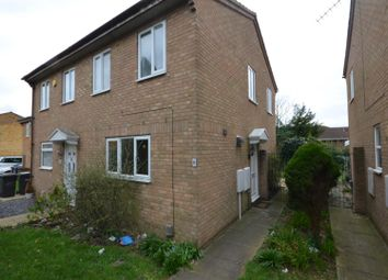 Thumbnail 2 bedroom semi-detached house to rent in Falstone Green, Luton