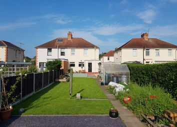 Thumbnail 3 bed semi-detached house for sale in Fairbairn Avenue, Worcester