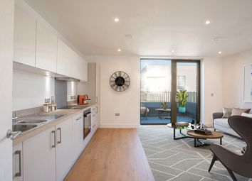 Thumbnail 1 bedroom flat for sale in Bream Street, London