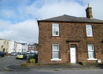 Thumbnail 2 bed flat to rent in 60 Balmoral Road, Dumfries