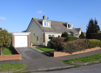 Thumbnail 3 bed detached bungalow for sale in Heol Derw, Cardigan, Ceredigion