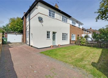 Thumbnail 3 bed semi-detached house for sale in Park Drive, Charlton, London