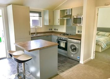 Thumbnail 1 bed lodge for sale in Beverley St Andrew Lodge, Crook O' Lune Caravan Park, Lancaster Road, Caton