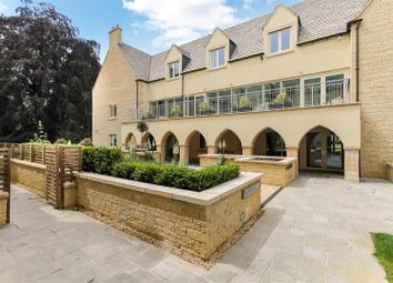 Thumbnail 2 bed flat for sale in Bourton Lodge, Stratton Court, Cirencester