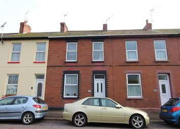 Thumbnail 3 bedroom terraced house to rent in Halsdon Road, Exmouth