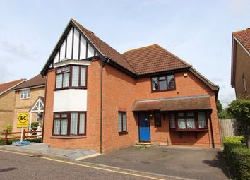 Thumbnail 4 bed detached house for sale in Four Sisters Close, Eastwood, Leigh-On-Sea