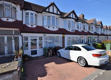 Thumbnail 4 bed terraced house to rent in Denner Road, Chingford, London