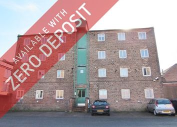 Thumbnail 1 bedroom flat to rent in Eastgate, Louth