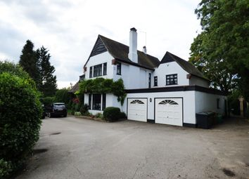 Thumbnail 4 bed detached house for sale in Thorpe Road, Peterborough