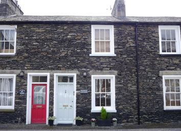 Thumbnail 2 bed terraced house for sale in Nutkin Cottage, 18 South Terrace, Bowness-On-Windermere