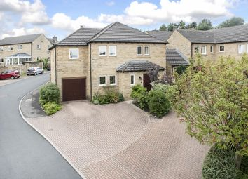 Thumbnail 4 bed detached house for sale in Well Close, Addingham