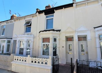 Thumbnail 3 bed terraced house for sale in Chasewater Avenue, Portsmouth
