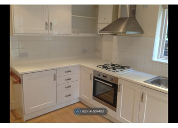 Thumbnail 1 bed flat to rent in Ingelow Road, London