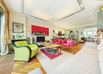Thumbnail 3 bed terraced house for sale in Sandycombe Road, Kew, Richmond