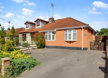 Thumbnail 2 bed semi-detached bungalow for sale in Pound Lane, Bowers Gifford, Basildon