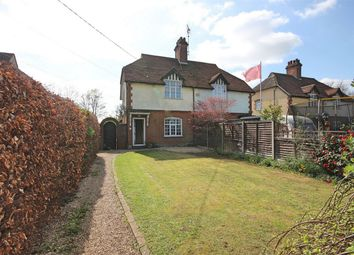 Thumbnail 4 bed semi-detached house for sale in Halstead Road, Earls Colne, Colchester, Essex
