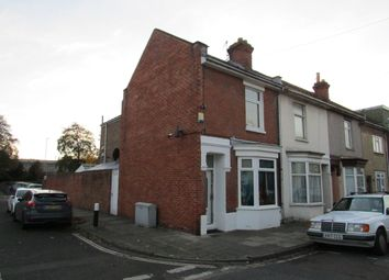 Thumbnail 3 bedroom end terrace house for sale in Stanley Road, Stamshaw, Portsmouth
