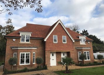 Thumbnail 3 bed semi-detached house for sale in Bakery Mews, Old Bakery Gardens, Whyke Lane, Chichester