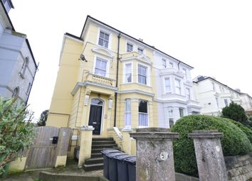 Thumbnail 3 bed flat to rent in Pevensey Road, St Leonards-On-Sea, East Sussex