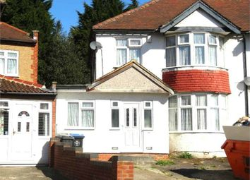 Thumbnail 3 bedroom semi-detached house to rent in St Andrews Avenue, Wembley, Greater London